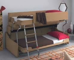 beds and beds crazy transforming sofa goes from couch to adult size bunk beds in