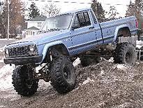 1986 jeep comanche lifted faq