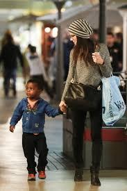 sandra bullock son sandra bullock my son understands what racism means celebrity