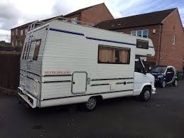 fiat ducato motorhome 2 o lpg 4 5 berth white in barrow