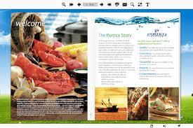 design magazine online pdf magazine design idea design creative pdf magazine with video