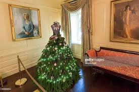 white house holiday decorations pictures getty images