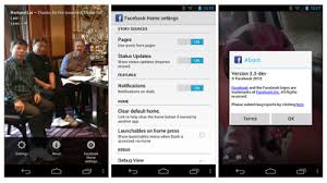 facrbook apk home android apk leaks ahead of official release this