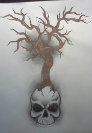 spooky tree of by anythingbutthat on deviantart