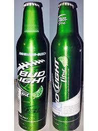 Bud Light Aluminum Bottle Germany