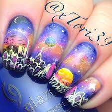 17 amazing galaxy nail designs for the season pretty designs