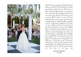 wedding dress version lyrics song lyrics and photo print by designs