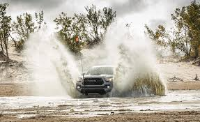 2017 toyota tacoma in depth model review car and driver