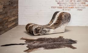 Leopard Print Chaise Nguni Chaise Ellis Furniture