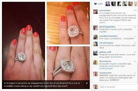fields wedding rings elaine alden landry fields engaged a ring analysis huffpost
