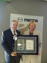 brand mazda eich mazda is awarded for 30 years as a franchisee of the brand