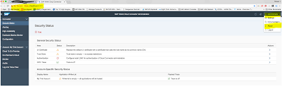 upgrading the sap cloud connector for linux os u2013 erp certification