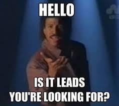 Meme Sles - helloooo is it leads you re looking sales memes humor facebook