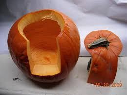 clever pumpkin a better way to slice a pumpkin make