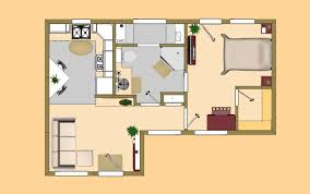 1000 square feet house plan 3d arts