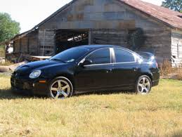 dodge neon srt review and photos