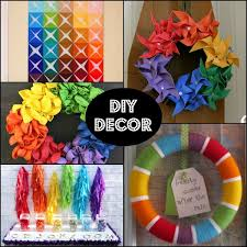 how to make birthday decoration at home home design marvelous homemade centerpieces for birthday parties