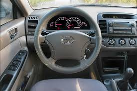 2005 Camry Interior Quiet Car In The Used Non Luxury Segment Hatchback Preferred