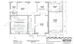 garage conversion designs uk converting into apartment plans