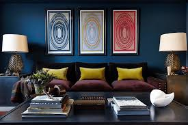 Blue Livingroom How To Incorporate Indigo Into Your Home Freshome