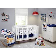 crib bedding for girls on sale disney let u0027s go mickey ii 4 piece crib bedding set walmart com