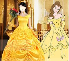 Belle Halloween Costume Women Aliexpress Buy Belle Costume Princess Belle Costume