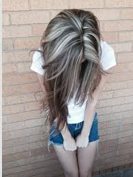 silver hair with blonde lowlights blonde with lowlights by suzette hair pinterest blondes hair