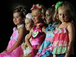 what u0027s the history of child pageants