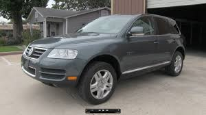 volkswagen jeep 2013 2005 volkswagen touareg v8 start up exhaust and in depth tour