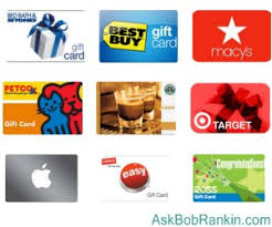 selling gift cards online in on gift cards