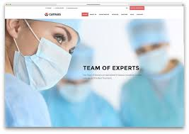 20 best html5 medical website templates 2017 colorlib