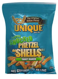 unique pretzel shells where to buy unique pretzel shells flavor shocked tangy ranch 2 oz 079927023041