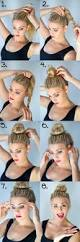 Easy Hairstyle Tutorials For Long Hair by 100 Quick Hairstyle Tutorials For Office Women Easy Hairstyles