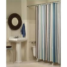 Polyester Shower Curtains Mylifeunit Vertical Stripes Polyester Shower Curtain 72 By 72