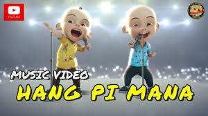 Upin Ipin Upin Ipin Hang Pi Mana Official Chords Chordify
