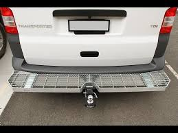 how to install volkswagen transporter bedrijfswagens tow bar vw