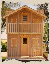 playhouse kits do it yourself country gal playhouse plans