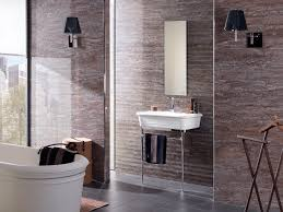 bathroom fantastic porcelanosa floor tiles with wall sconces and
