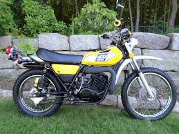 yamaha dt 100 enduro motor bike pinterest motocross