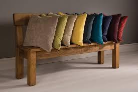 Cushions Velvet Cotton Velvet Scatter Cushion By Indigo Furniture
