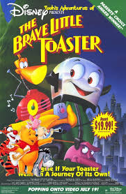 What Year Was The Brave Little Toaster Made Pooh U0027s Adventures Of The Brave Little Toaster Pooh U0027s Adventures