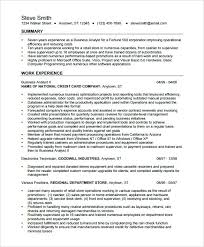 free business resume template pmo business analyst resume resume sle business analyst resume