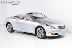lexus es convertible lexus sc 430 for sale carsforsale com