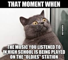 You Re Getting Old Meme - when the music you listened to in high school humoar com