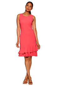 sleeveless dress beyond travel 8482 ruffle sleeveless dress boston proper