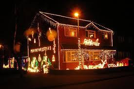 christmas house lights file house decorated with christmas lights at moreton