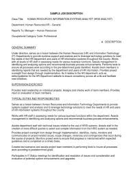 systems analyst resume doc hris resume resume cover letter samples human resources position