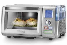 Small Toaster Oven Reviews Cuisinart Steam And Convection Oven Review Healthy Cooking Foodal