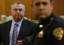 Noah K. Murray -The Star LedgerFormer St. Rose High School baseball coach Bartholomew McInerney leaves the courtroom of Anthony Mellaci Jr., ... - st-rose-high-school-belmar-mcinerneyjpg-a93f4288d90f07bb_large