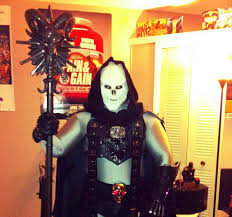 Skeletor Halloween Costume Masters Universe Movie Skeletor Staff 2